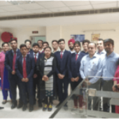 Sharda Group students placed in Torry Harris Business Solutions