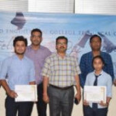 Topper's Felicitation Ceremony