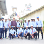 Industrial visit to ACC Cement Ltd.