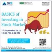 Basics of investing in the Stock Market
